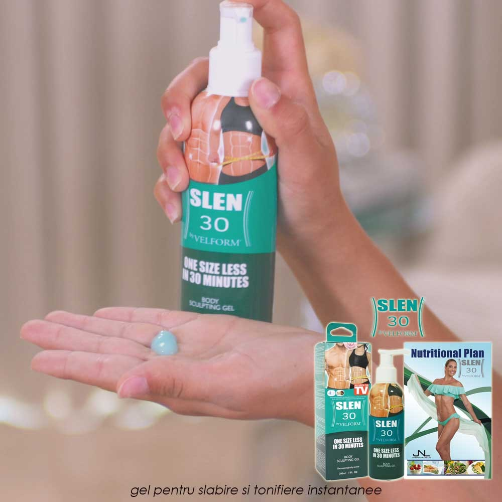 Academie Body gel pentru slabit anti celulita - Ingrijire Corp - Creme Vergeturi si Celulita