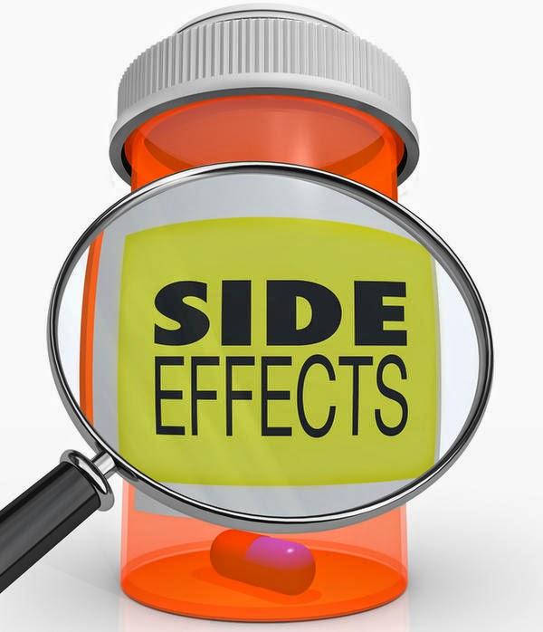 slăbire efecte secundare