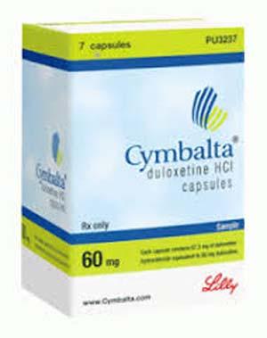 Efecte secundare de pierdere în greutate Cymbalta