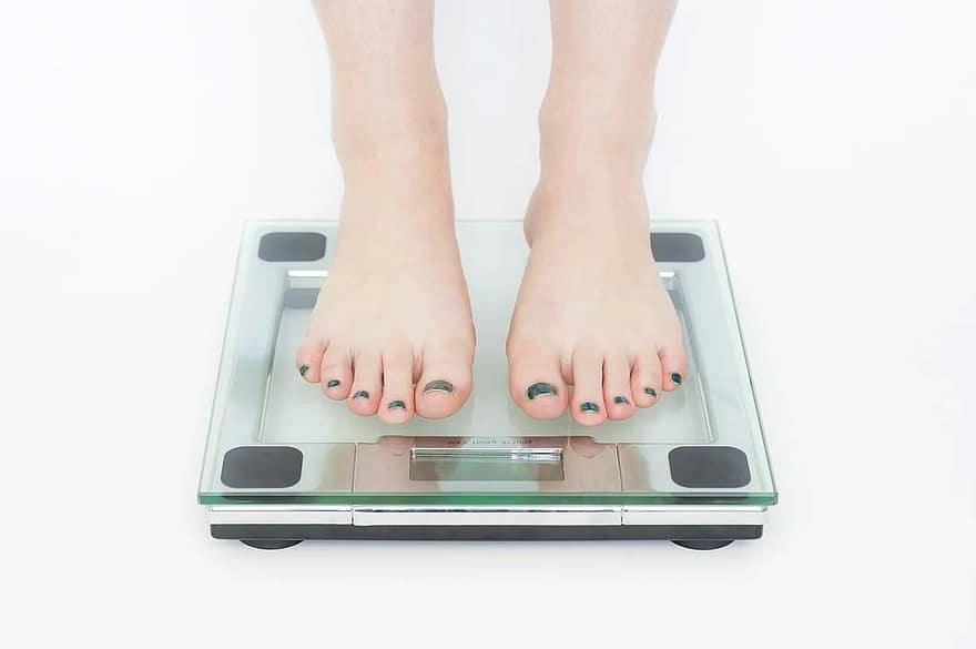 pierderea în greutate a contorului de putere