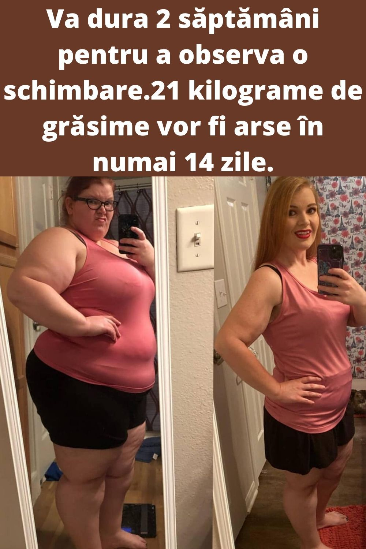 pierde 20 de kilograme grăsime)