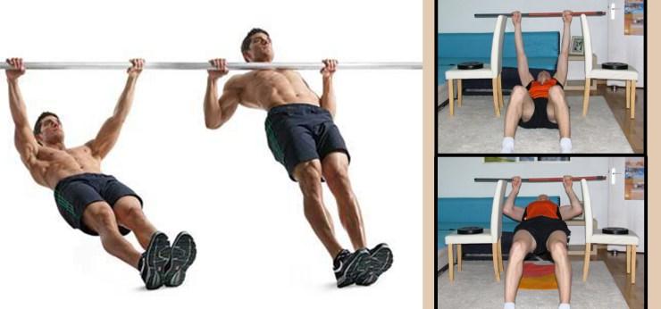 Exercițiu pentru fese pierdere în greutate cu o barbell