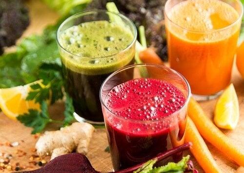 amestec de băuturi pentru pierderea în greutate sănătoasă)