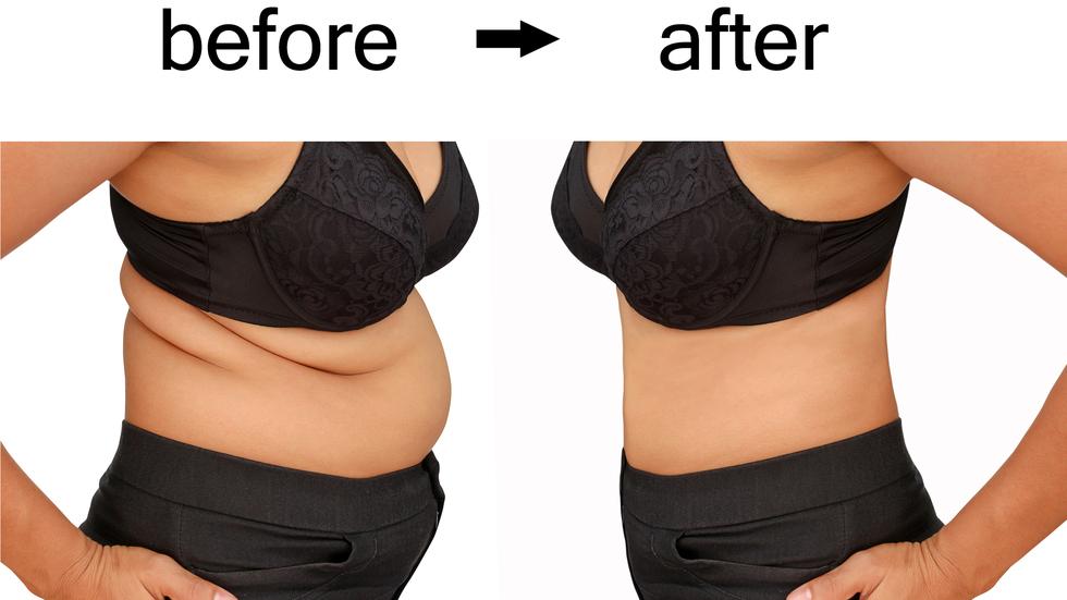 Pierdere în greutate de 30 kg în 6 luni)