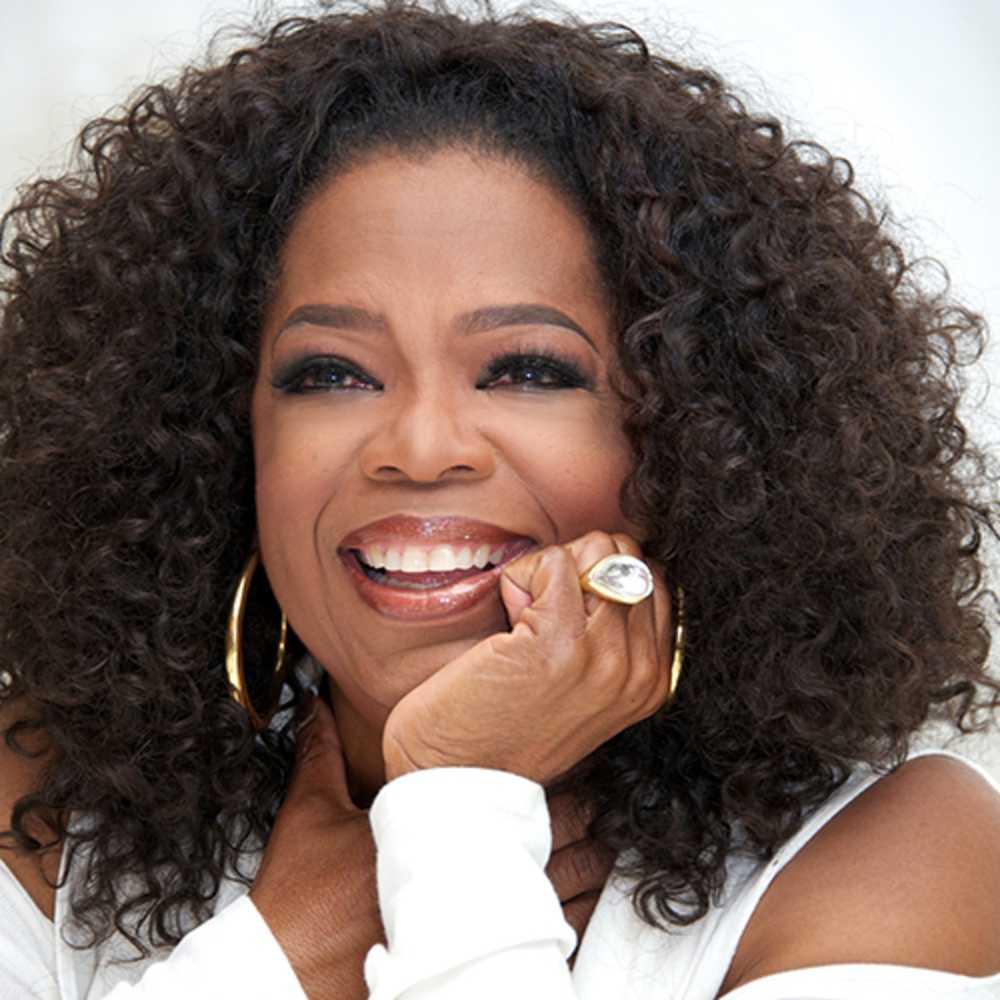 Oprah Winfrey a pierde in greutate cu prăjituri