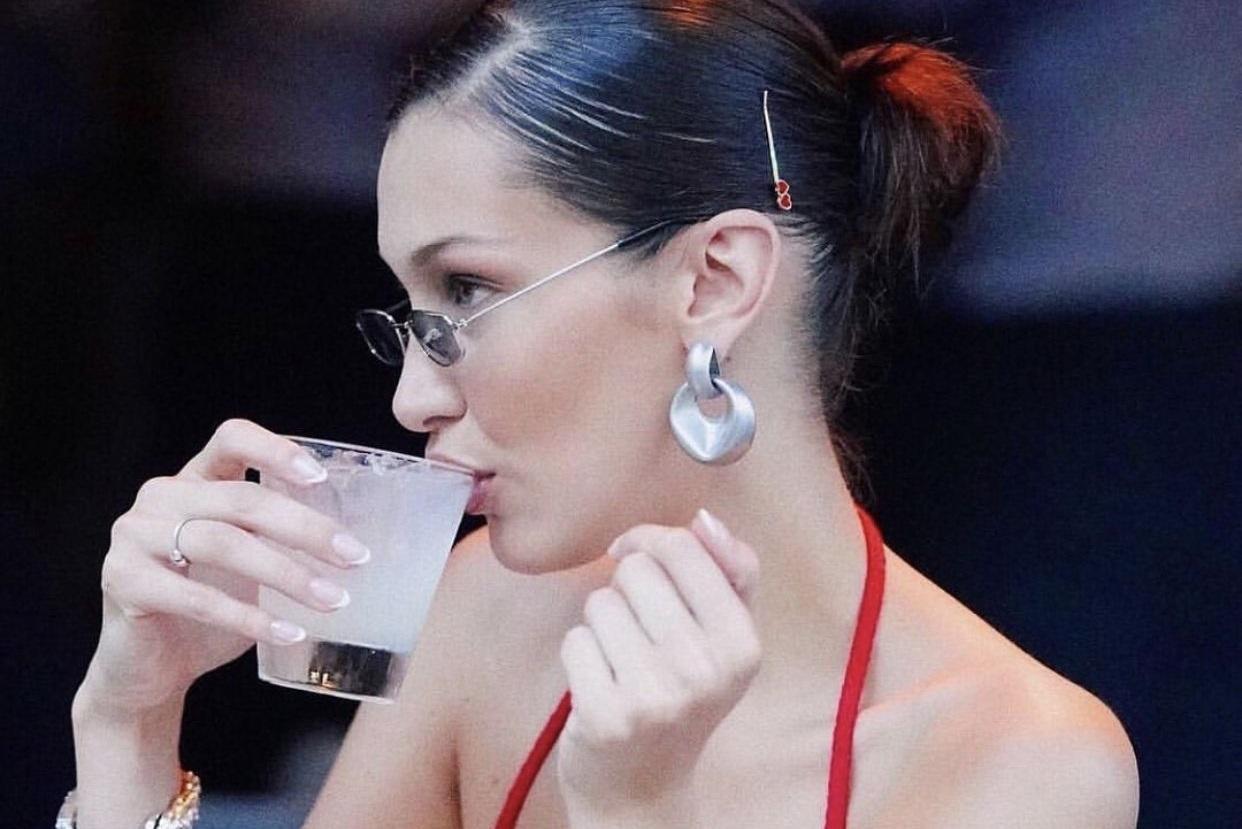 poți slăbi și bea băutură)