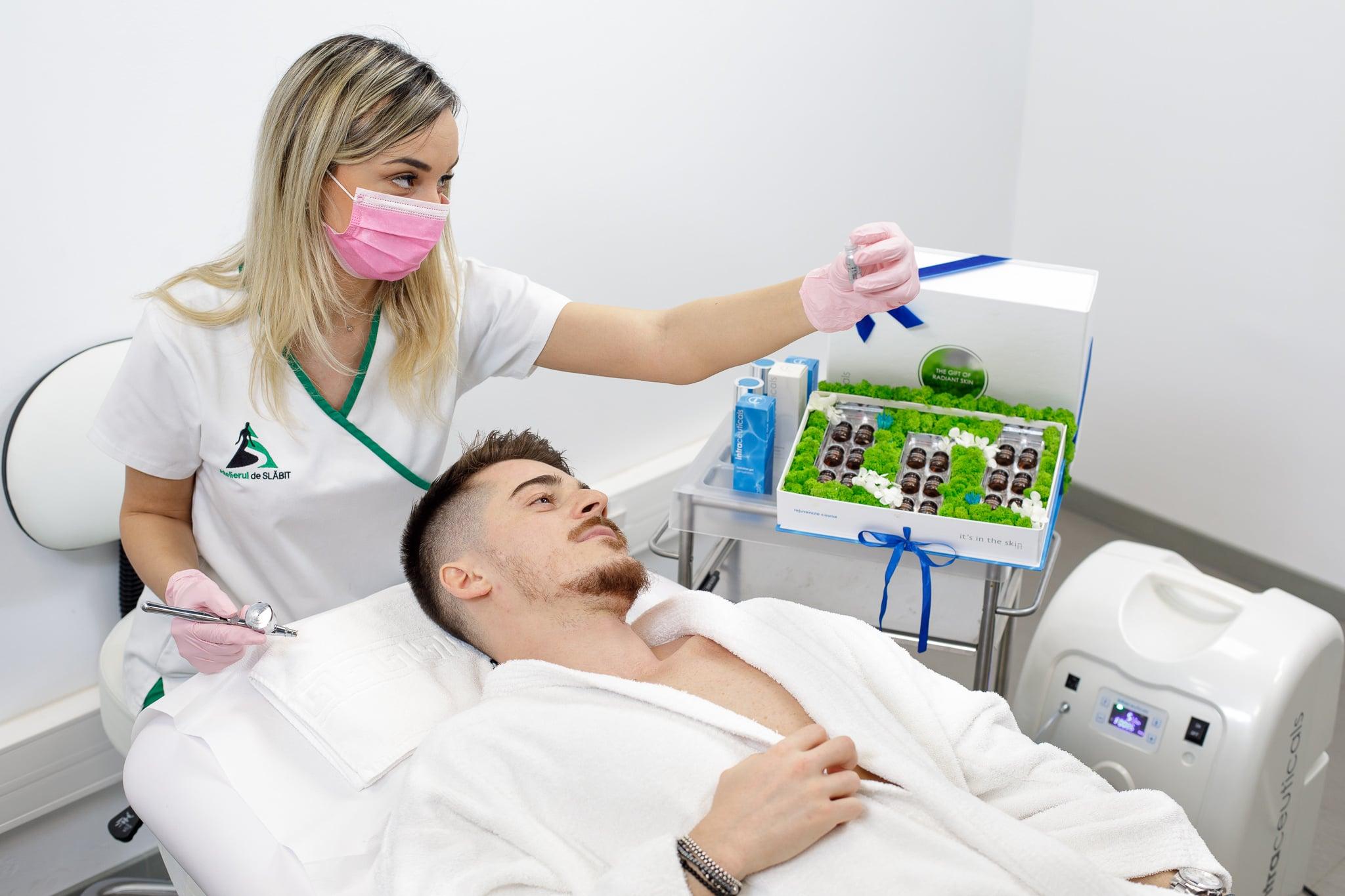 rezervor de slăbire pentru asistență medicală)