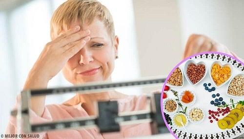 cea mai bună metodă de pierdere în greutate pentru menopauză