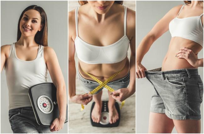 pierdere în greutate sigură pe lună kg)