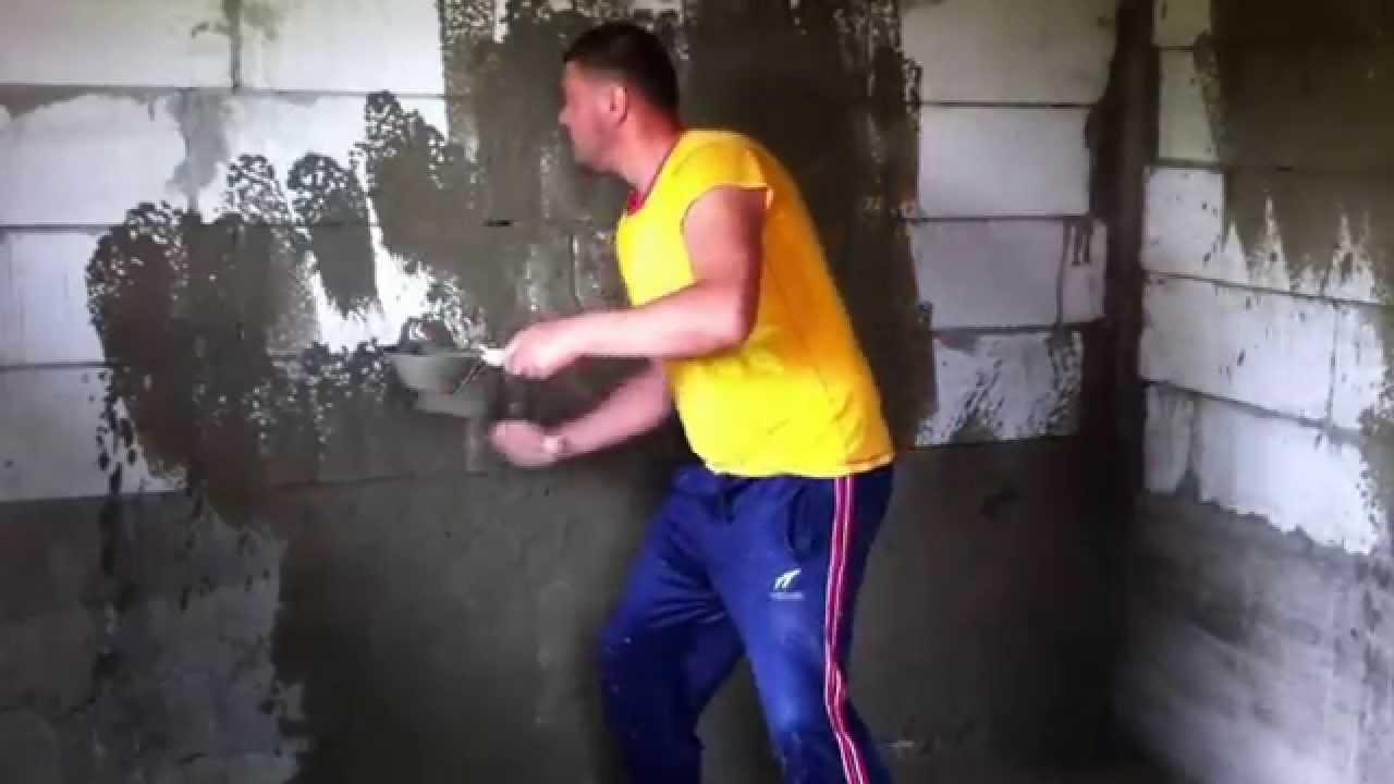 Cum se aplică tencuială decorativă în apartament. Tencuiala de perete DIY