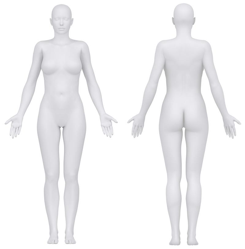 slăbire corporală subțire globală