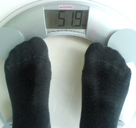basul pierde in greutate
