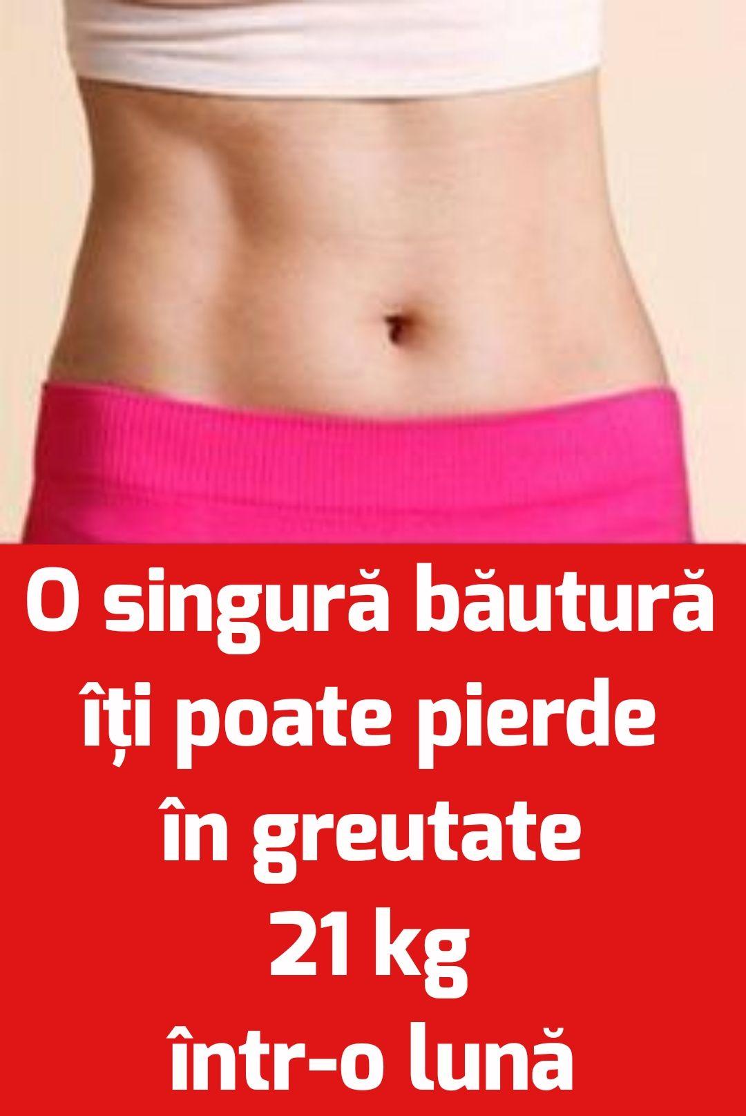 1 kg pe săptămână pierde în greutate)