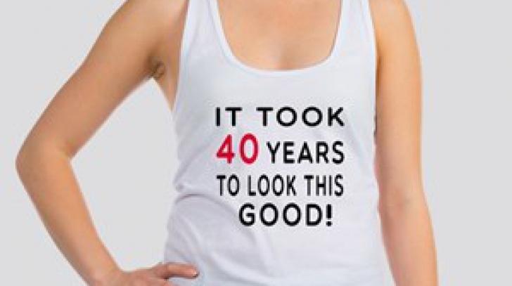 40 de ani vrea să slăbească