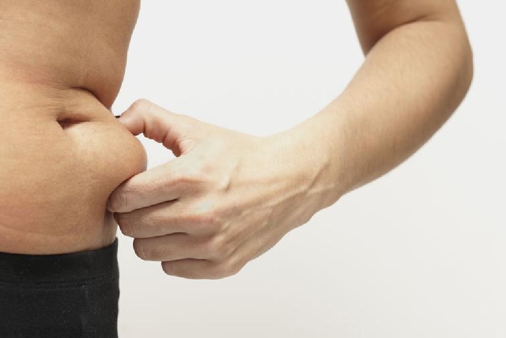 modificări ale compoziției corpului cu pierderea în greutate)