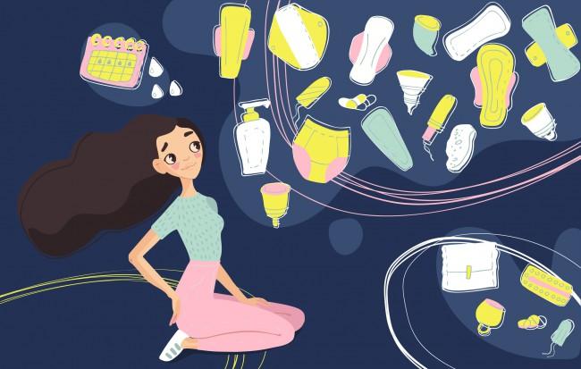 Este normal sa iti intarzie menstruatia?