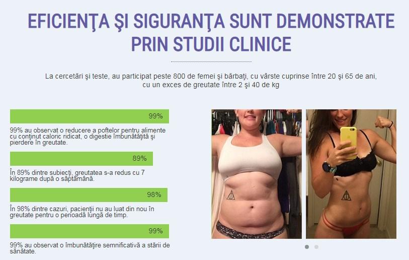 pierderea în greutate vă poate face să arătați mai tânăr)