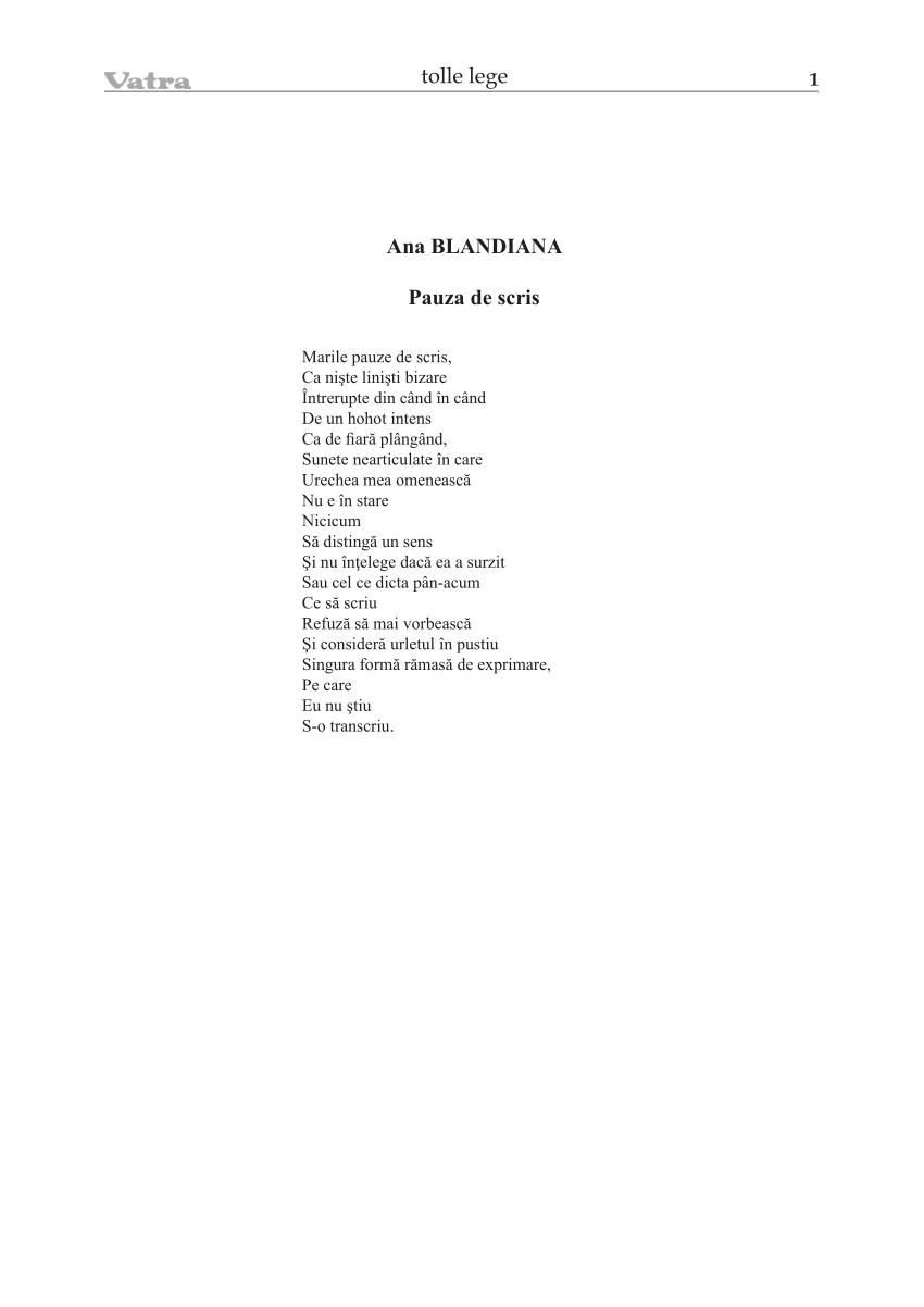 poezie pe scăderea în greutate)