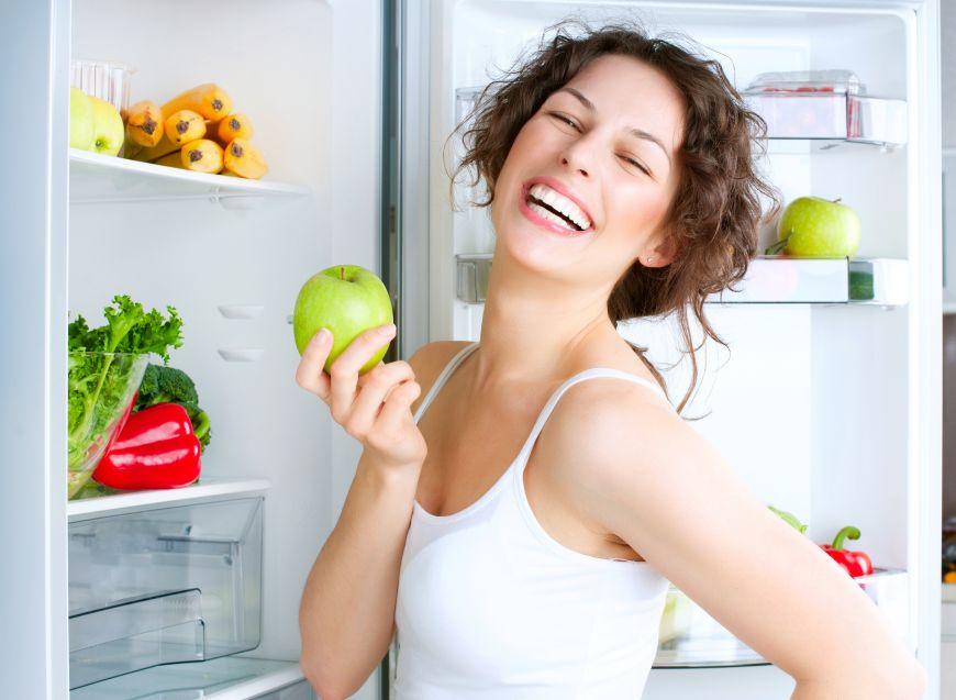Ce sa ai in frigider/ bucatarie daca vrei sa slabesti