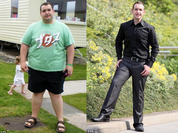 scădere în greutate pentru bărbat de 47 de ani)