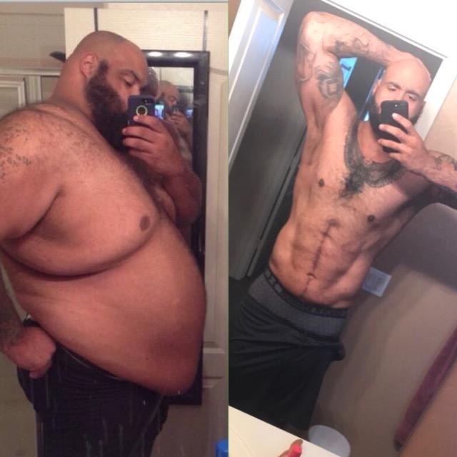 slăbește când ești obez)
