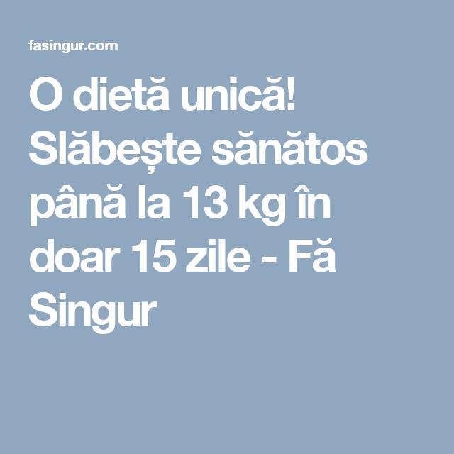 Dieta metabolică: slăbești până la 20 kg în 13 zile