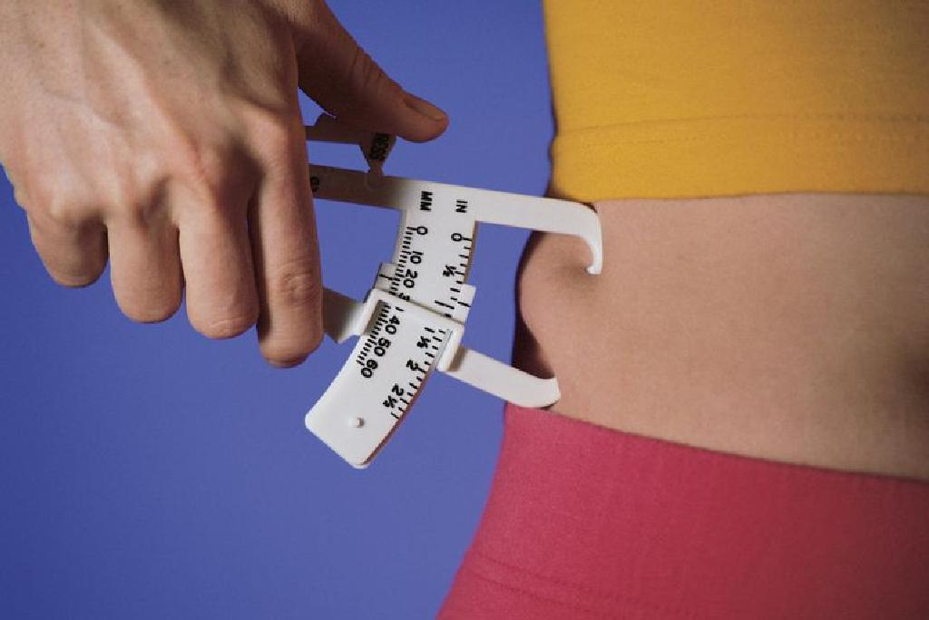 progresia pierderii de grăsime corporală)