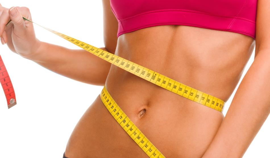 Pierderea în greutate lent la început