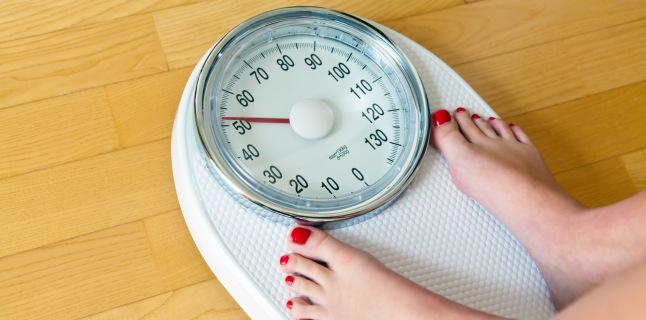 scăderea înălțimii pierderii în greutate)