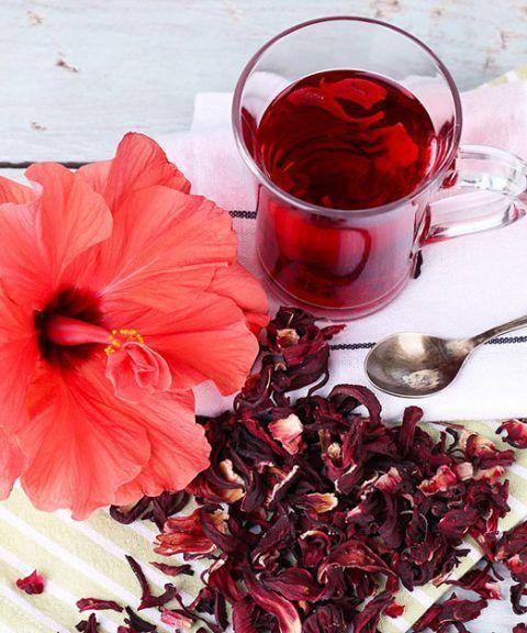 pierderea de grăsime hibiscus