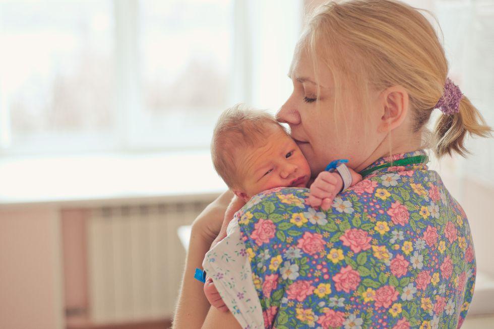 Pierderea în greutate a concediului de maternitate)