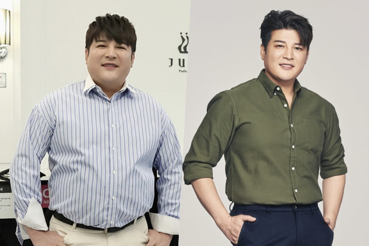 super junior shindong pierde în greutate)