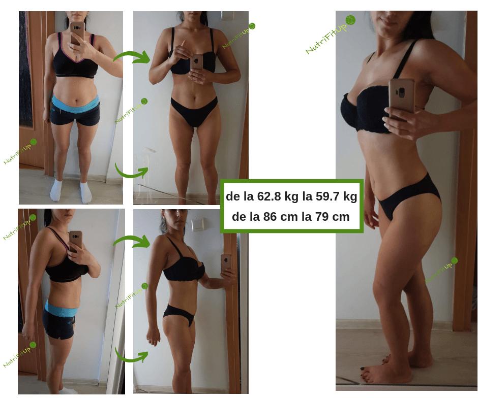 62 kg pierdere în greutate