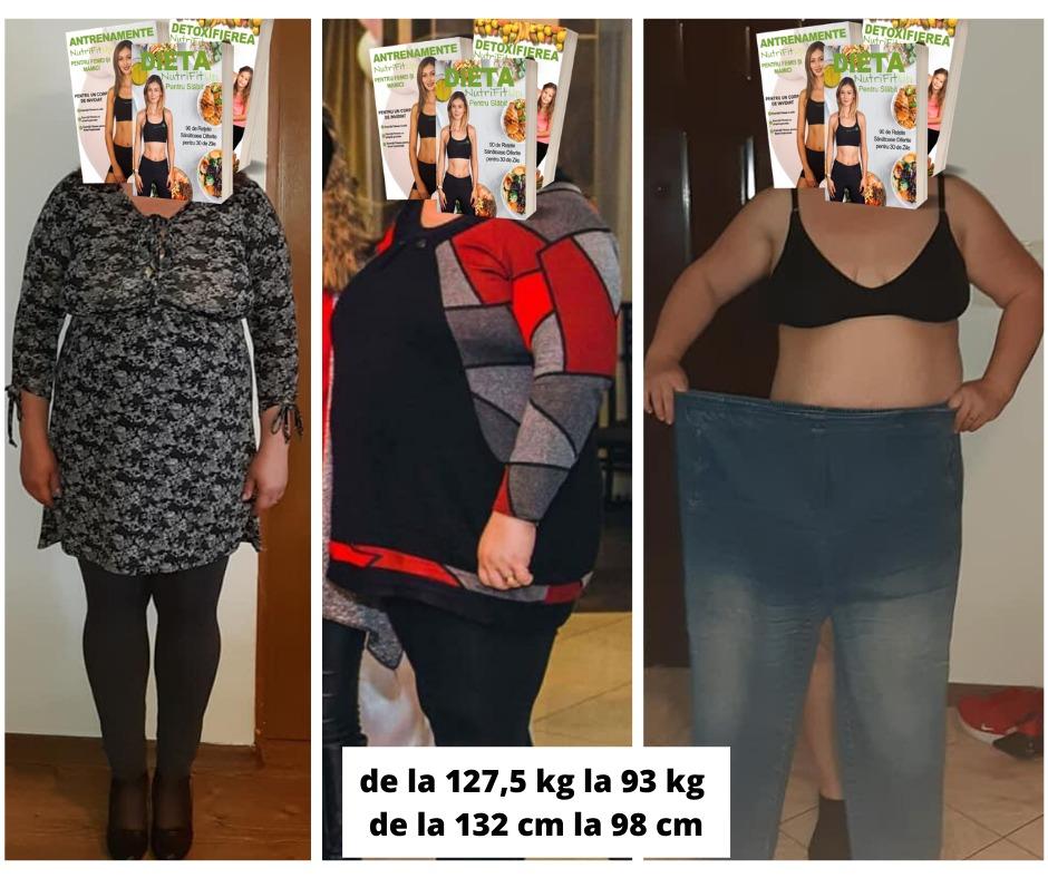 Pierderi în greutate povești de succes 40 de kilograme