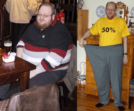 ddr povești de succes în pierderea în greutate)