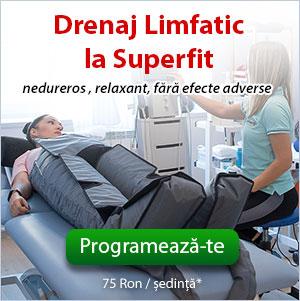 Masaj de drenaj limfatic - ajută la scăderea în greutate, eliminând excesul de lichid