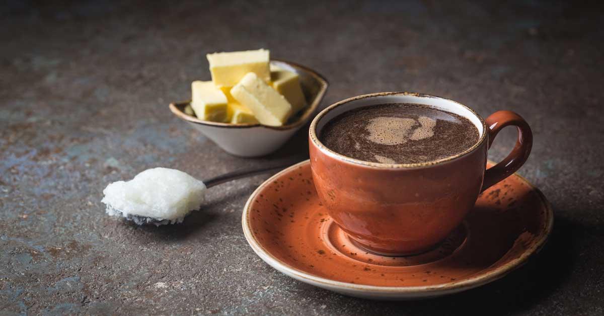 ghee în pierderea în greutate a cafelei)