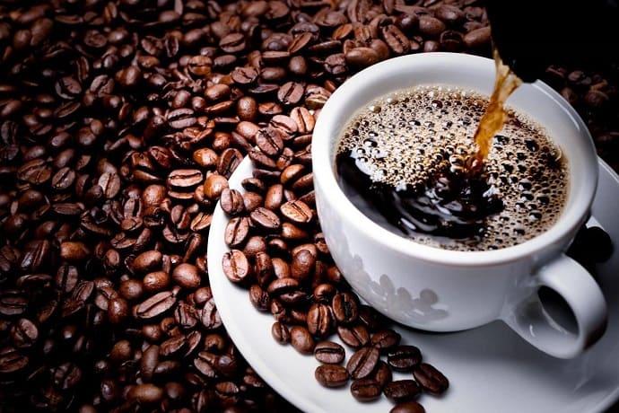 cofeina încetinește pierderea în greutate