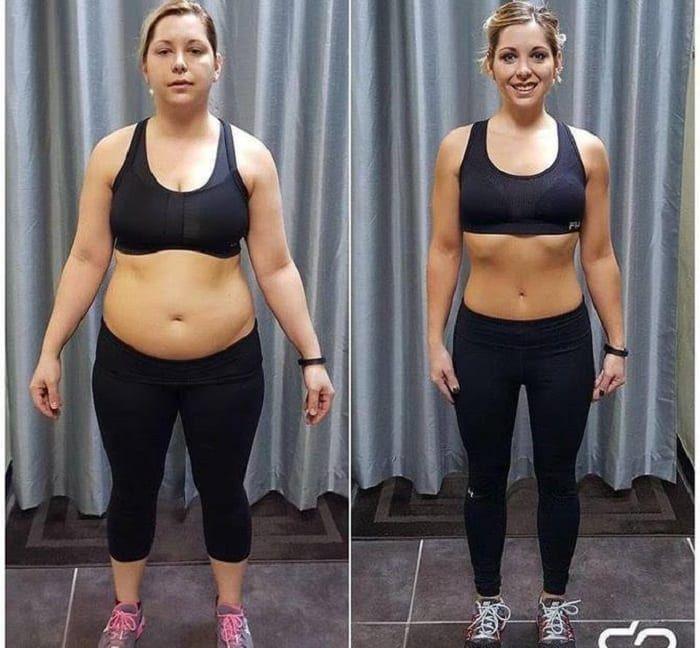șapte pierderi în greutate