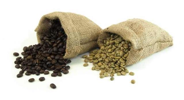 rezultatele pierderii în greutate a cafelei negre)