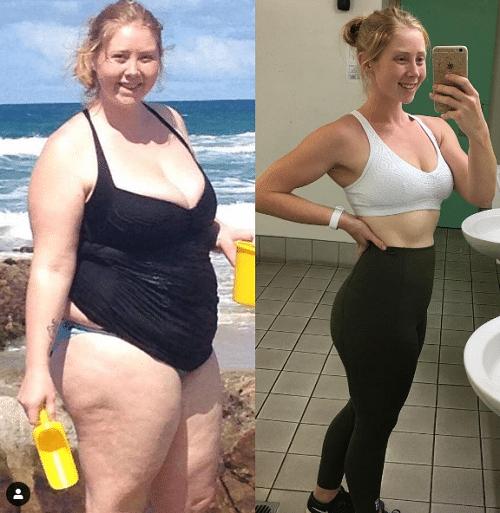 poveste cosmopolită despre pierderea în greutate)