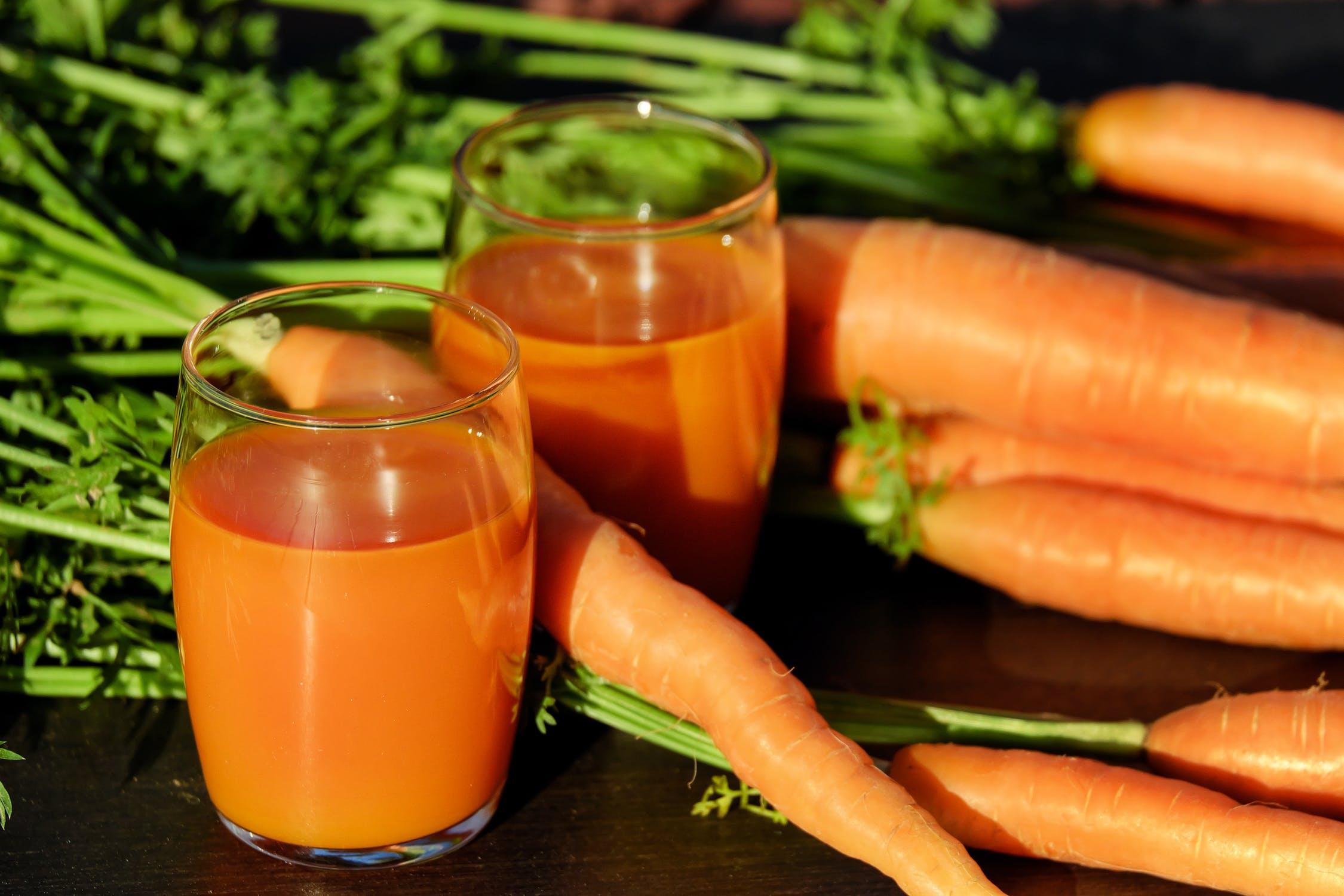 pierdeți morcovii în greutate