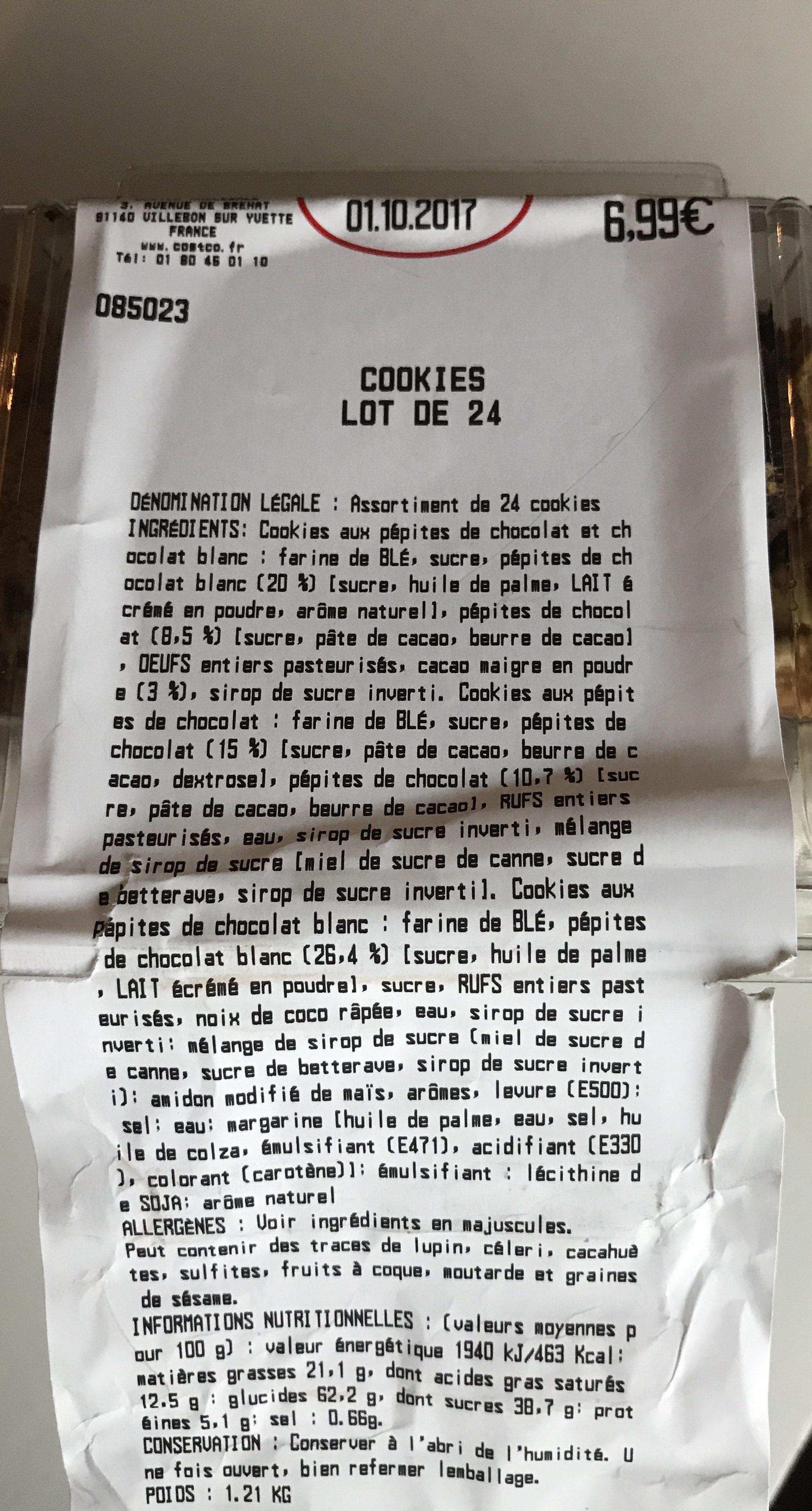 cookie-uri de slabire costco