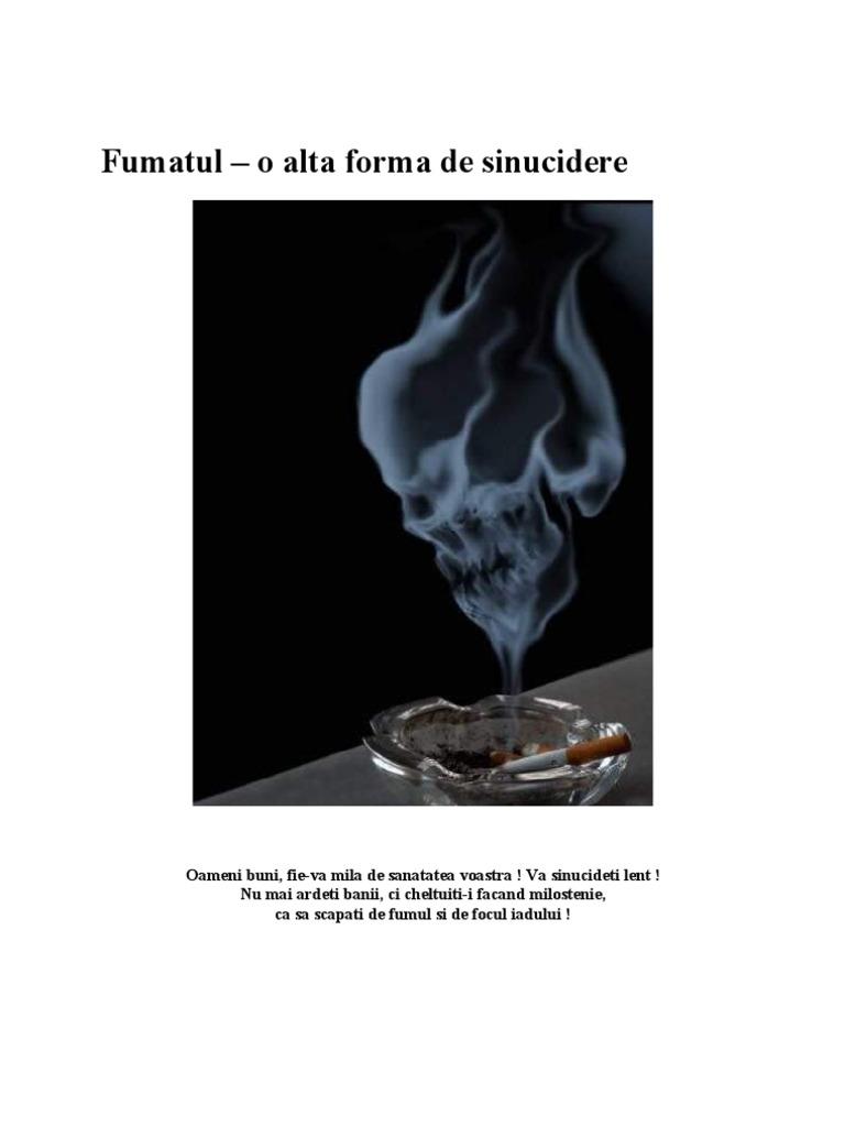 Daca fumezi slabesti? Citeste si alte 6 mituri despre tigari si fumat