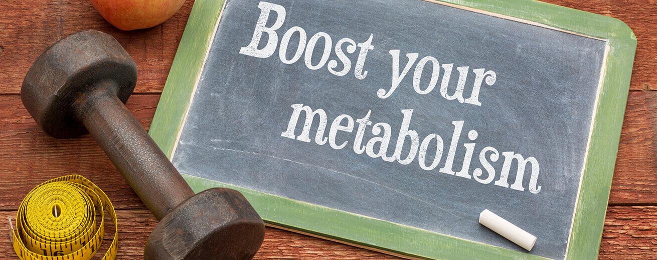 cum să arzi grăsimea cu un metabolism lent