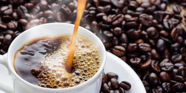 pierdeți în greutate renunțând la cofeină)