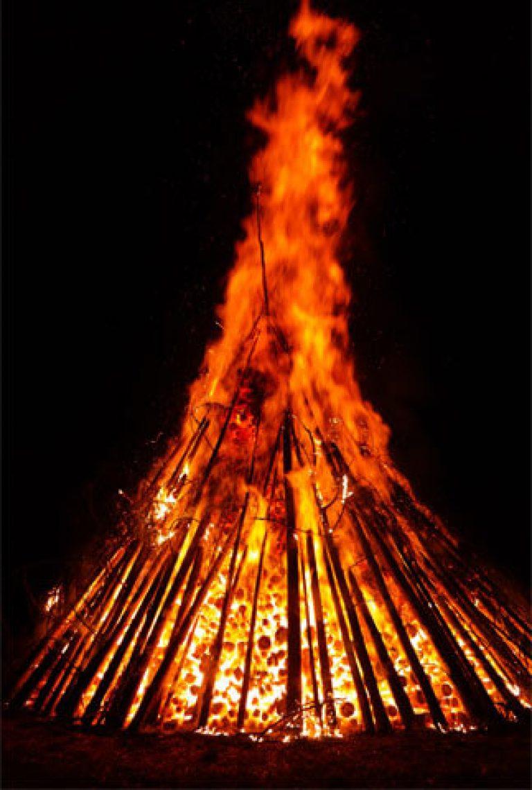 arderea grăsimilor prin căldură)