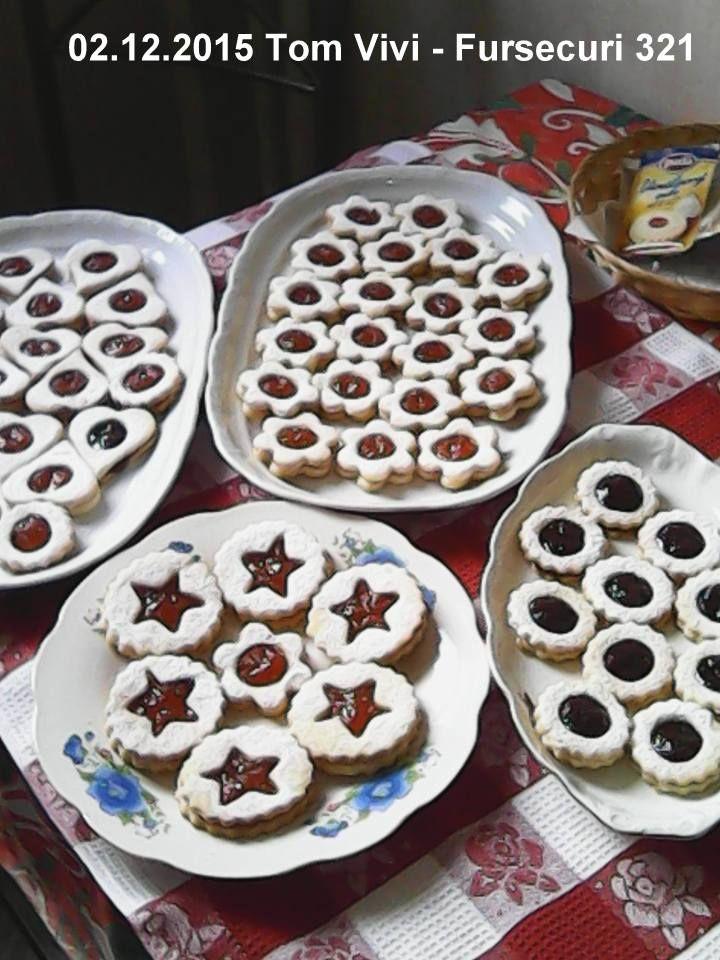 Fursecuri biscuiți