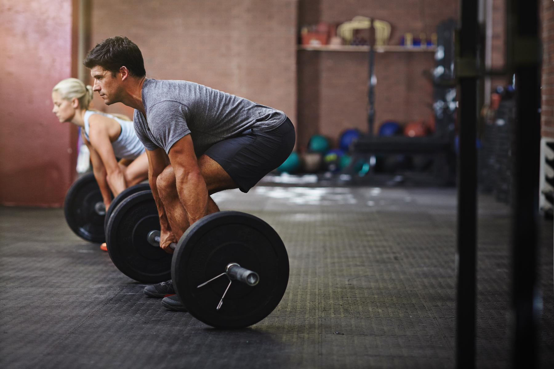rutina greutăți de pierdere în greutate