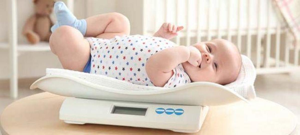 Pierderea în greutate sugarului prima săptămână)